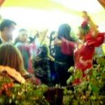 Sevillanas alla Feria di Jerez
