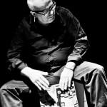 Paolo Mappa alle percussioni