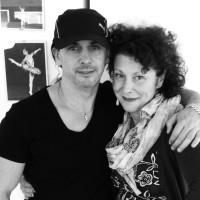 Domingo Ortega e Valentina Riolfi