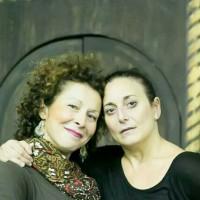 La Lupi e Valentina Riolfi